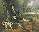 John Plampin 1753 - Thomas Gainsborough reproduction oil painting