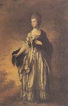 Isabella Viscountess Molyneux 1769 - Thomas Gainsborough
