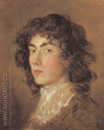 Gainsborough Dupont 1770 - Thomas Gainsborough reproduction oil painting