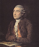 Philip James de Loutherbourg 1778 - Thomas Gainsborough