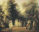 The Mall 1783 - Thomas Gainsborough