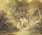 Diana and Actaeon c1785 - Thomas Gainsborough