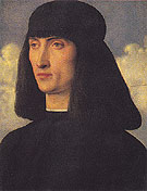 Portrait of a Man - Giovanni Bellini