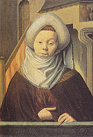 The Delphic Sibyl - Ludger Tom Ring The Elder