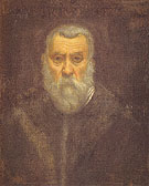 Self Portrait - Jacopo Tintoretto