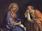 The Tears of St Peter - Giovanni Francesco Barbieri