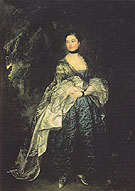 Lady Alston c1760 - Thomas Gainsborough