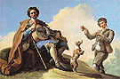 The Blind Singer c1786 - Ramon Bayeu Subias