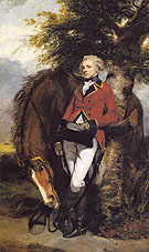 Colonel George K H Coussmaker Grenadiel Guards 1782 - Sir Joshua Reynolds