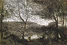 Ville DAvray - Jean-baptiste Corot