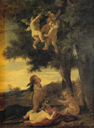 Cupids and Genii 1630 - Nicolas Poussin