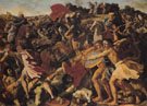 Joshuas Victory over the Amalekites c1625 - Nicolas Poussin