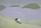Sea Gazers 1956 - Milton Avery