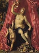 Venus 1600 - Hendrik van Balen The Elder reproduction oil painting