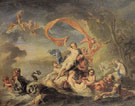The Triumph of Galatea - Jean Baptiste Van Loo