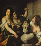 Allegory of the Arts c1640 - Bernardo Strozzi