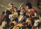 The Healing of Tobit c1635 - Bernardo Strozzi
