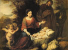 Rest on the Flight into Egypt - Bartolome Esteban Murillo
