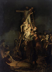 Descent from the Cross 1634 - Rembrandt Van Rijn