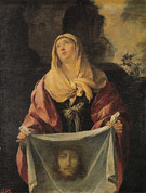 St Veronica - Jacques Blanchard reproduction oil painting