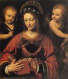 St Catherine 1527 - Luini