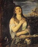 Penitent Mary Magdalen 1560 - Titian