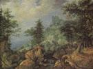 Tyrolean Landscape 1606 - Roelandt Savery