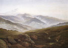 Riesengebirge 1835 - Caspar David Friedrich
