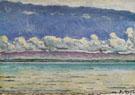 Lake - Ferdinand Hodler