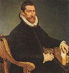Portrait of a Man - Frans Pourbus The Elder