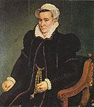 Portrait of a Woman - Frans Pourbus The Elder