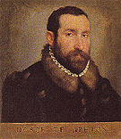 Portrait of a Man - Giovanni Battista Moroni