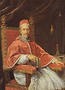 Pope Clement IX - Carlo Maratta