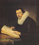 A Scholar 1631 - Rembrandt Van Rijn