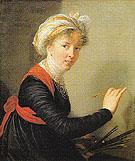 Self Portrait 1800 - Elisabeth Vigee Le Brun