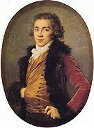 Baron G A Stroganov 1793 - Elisabeth Vigee Le Brun