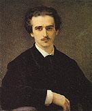 Prince K A Gorchakov 1868 - Alexandre Cabanel