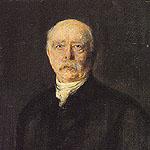 LENBACH, Franz von