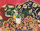 Seville Still Life II 1911 - Henri Matisse