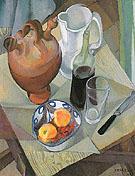 Still Life 1913 - Diego Rivera