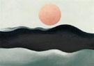 Sunset Long Island 1939 - Georgia O'Keeffe