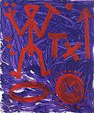 Das Jahr 89 Standard 1991 - A R Penck