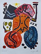 Farfal 1987 - A R Penck