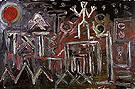 Il Gomera 1988 - A R Penck