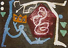 Ml 2 1982 - A R Penck reproduction oil painting
