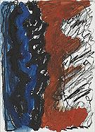 Qualerei 1974 - A R Penck reproduction oil painting