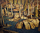 Back Water - A.J. Casson