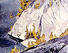 Cliffs Lake Mazinaw - A.J. Casson