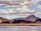 Conroy Marsh - A.J. Casson reproduction oil painting