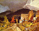 Country Church - A.J. Casson